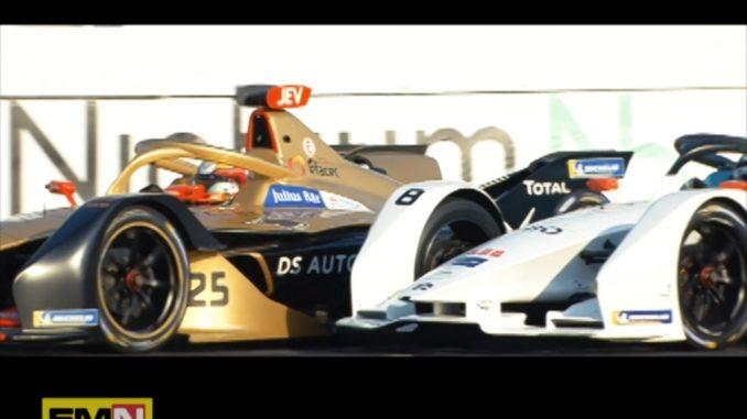 DS Techeetah Mexico City E-Prix Formula E