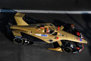 DS Techeetah Mexico City Formula E