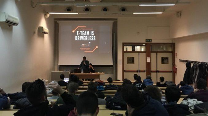 Università di Pisa E-Team