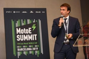 Energica Summit MotoE