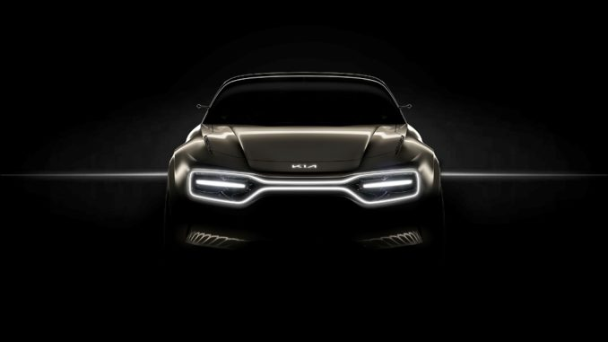 concept car elettrica Kia Ginevra