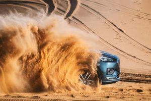 Seat Tarraco deserto del Marocco