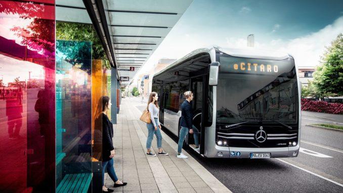 Mercedes Benz eCitaro