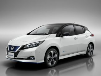Nissan LEAF e+ 3.ZERO Limited Edition