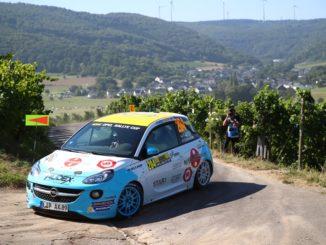 Opel Corsa R2 Campionato Europeo Rally