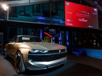 Peugeot al Festival Internazionale dell'Automobile
