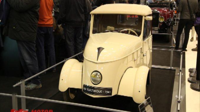 Peugeot VLV elettrica