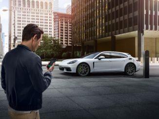 Porsche ricarica