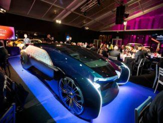 Renault premiata Parigi