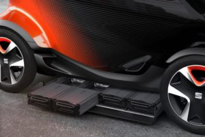Seat Minimo electric concept car