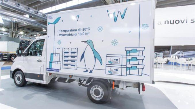 Volkswagen e-Crafter Transpotec