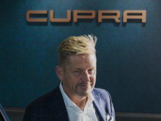 Wayne Griffith Cupra