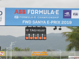 Formula E Sanya