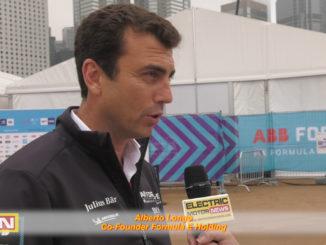 Alberto Longo Hong Kong E-Prix