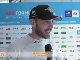 Jean Eric Vergne Formula E Sanya 2019