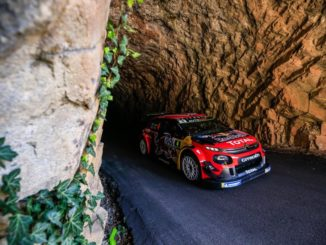 Citroën Total World Rally Team al Tour de Corse