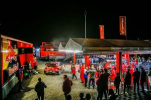 Citroën Total World Rally Team al Tour de Corse