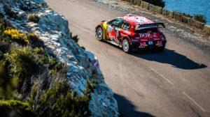 Citroën C3 WRC Tour de Corse