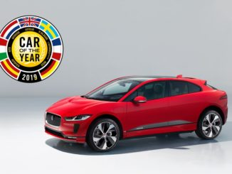 "Jaguar I-PACE ""European Car of the Year 2019"""