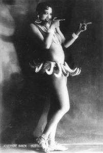 Josephine Baker Citroën