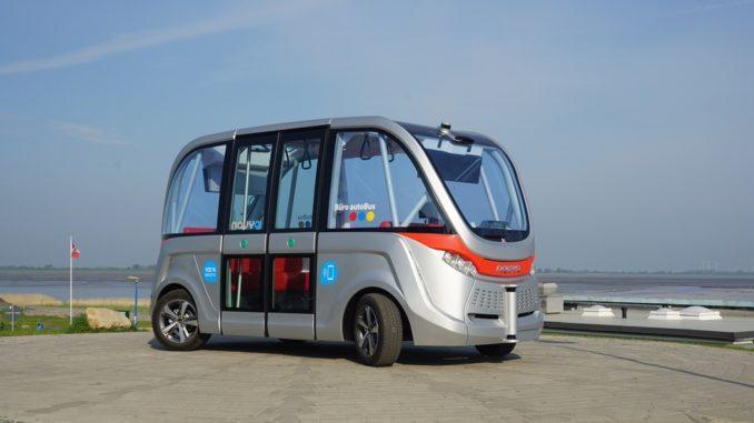 NAVYA Autonom Shuttle