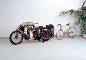 Storia Moto Opel