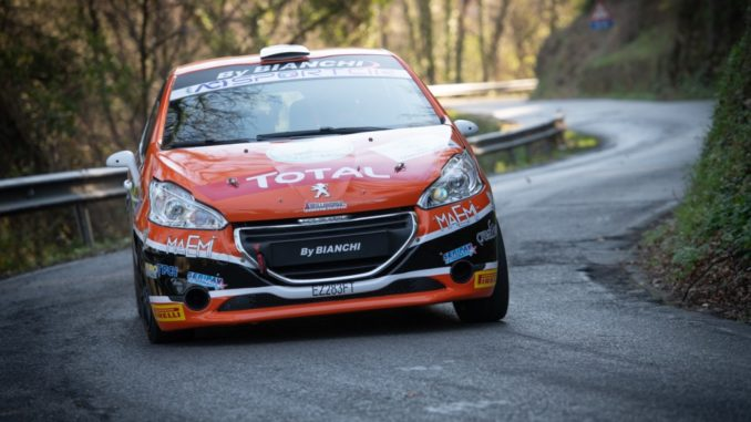 Trofeo Peugeot Competition Ciocco