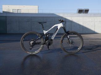 Peugeot Cycles team E-VTT
