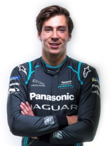 Jaguar Formula E Lynn Piquet