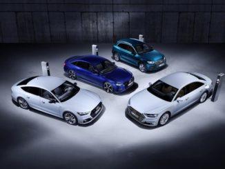 Audi elettriche ibride Ginevra