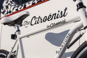 Rider The Citroënist by Martone