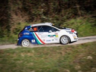 Peugeot 208 R2B Rally Ciocco