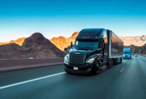 Daimler Trucks camion automatizzati