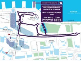 Hong Kong E-Prix Formula E