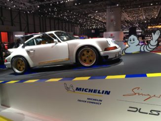 Michelin Salone Ginevra 2019