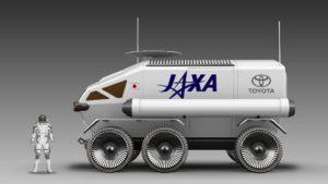 JAXA e Toyota