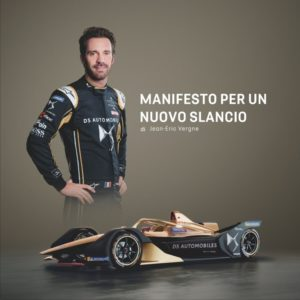 DS Automobiles e Jean-Éric Vergne