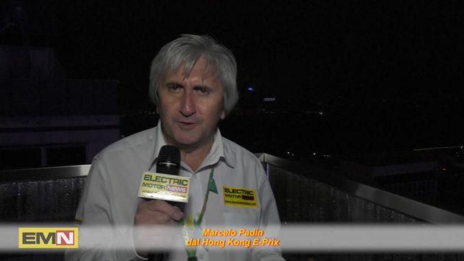 Marcelo Padin Hong Kong E-Prix 2019