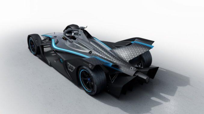Mercedes Benz team EQ Formula E
