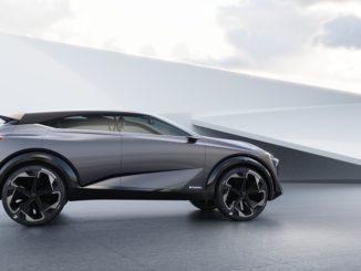 Concept crossover Nissan IMQ