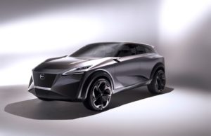 Concept crossover Nissan IMQ