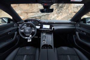Nuova Peugeot 508 Premio Stradivari