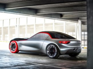 Concept Opel Experimental GT Opel GT X Experimental