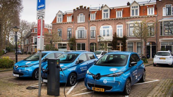 Ricarica Bidirezionale Gruppo Renault