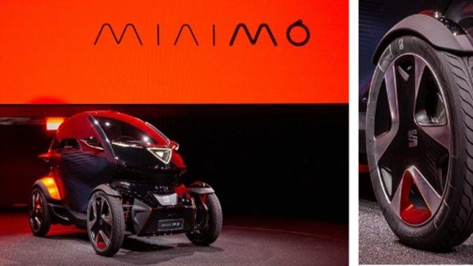 Bridgestone SEAT Minimó