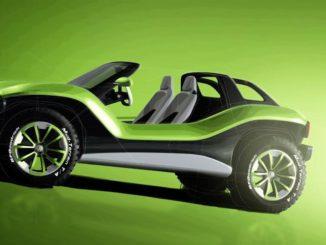 Volkswagen ID BUGGY elettrica