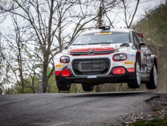 Citroën C3 R5 Rallye Sanremo
