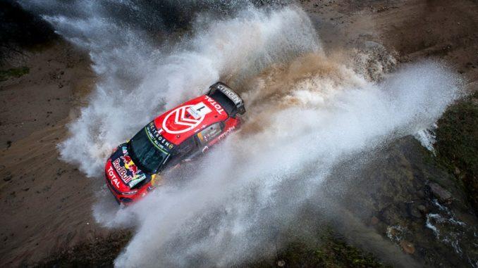 Citroën Rally Argentina 2019