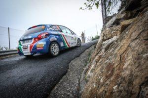 Peugeot 208 R2B Rallye Sanremo