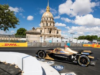 DS Techeetah Paris E-Prix